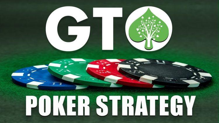 استراتژی GTO در بازی پوکر