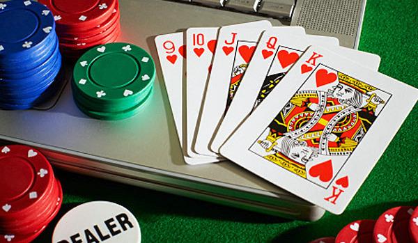 کنترل پات در بازی پوکر
